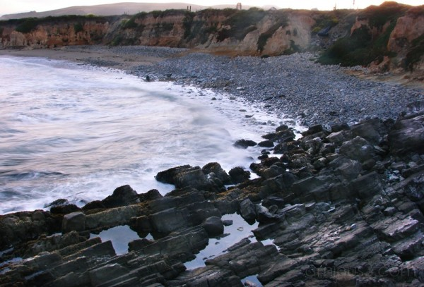 Pescadero California State Beach