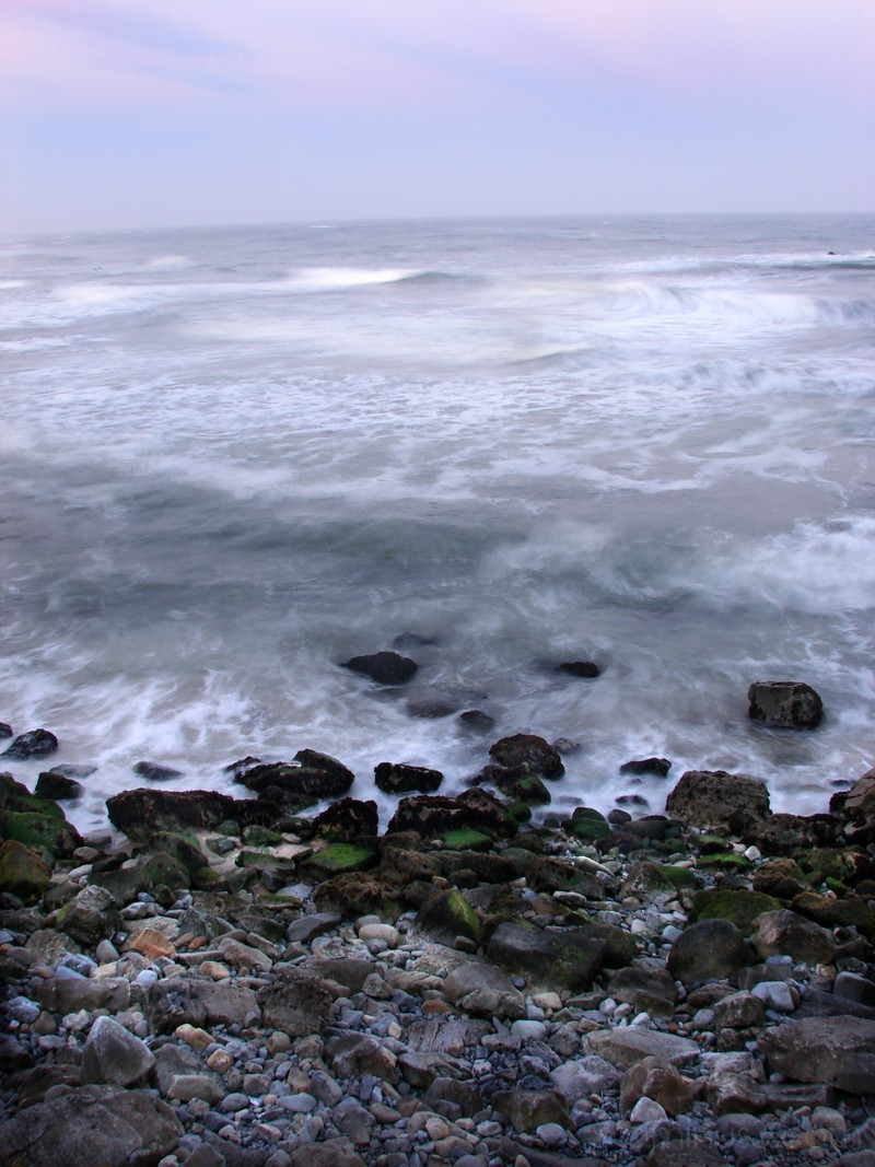 Pescadero Sunrise III