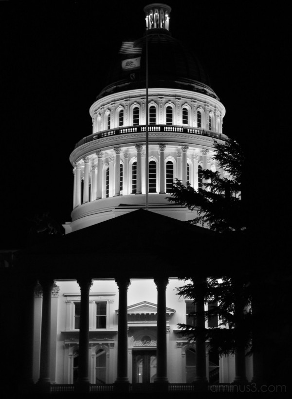 California State Capital Building
