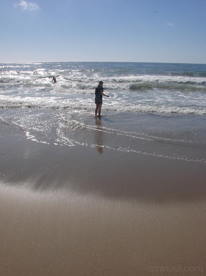 Hailey at Pomponio Beach
