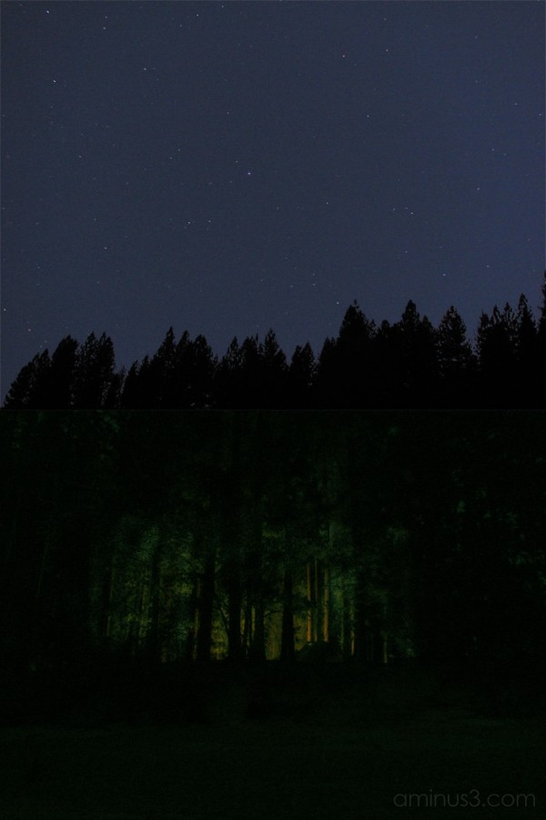 Evening Campfire III