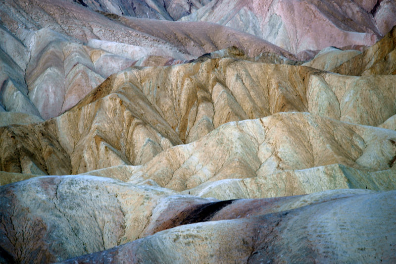 Zabriskie Point VI - Death Valley, CA