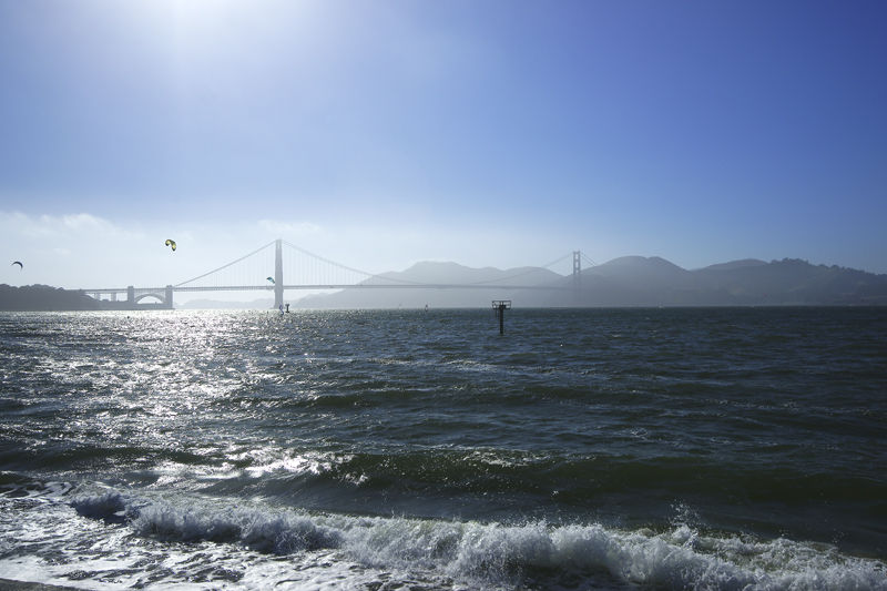 The Golden Gate and San Francisco Bay
