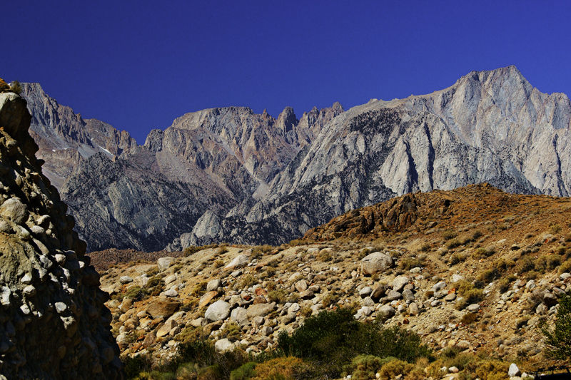 Near Mt. Whitney