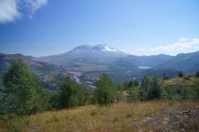 Mount Saint Helens I