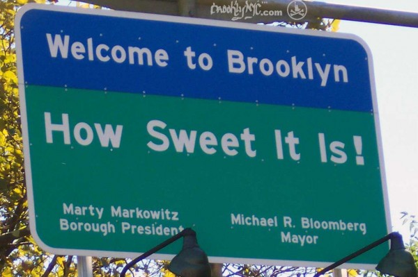 Welcome to Brooklyn NYC