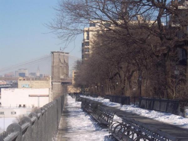 Brooklyn Promenade #2