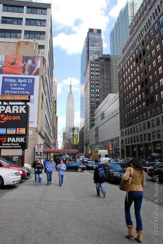 34th Street, New York City