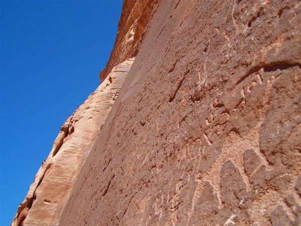 camel carvings...