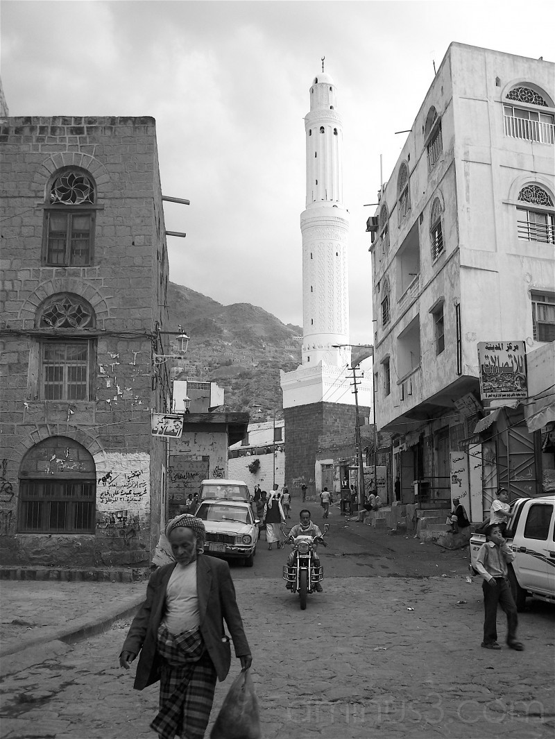 Tiazz, Yemen