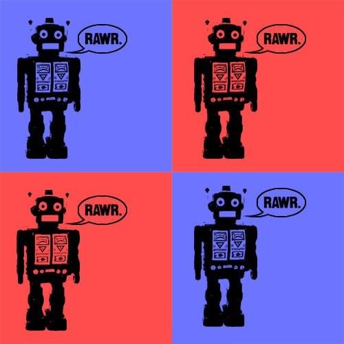Robo-Warhol