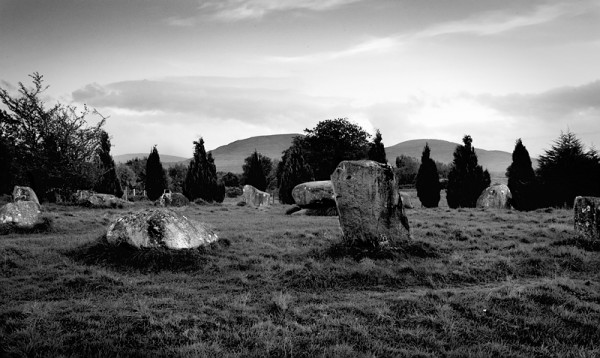 Stone Circle Kenmare