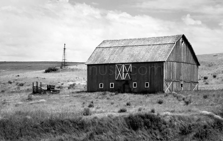 Barn Palouse, WA