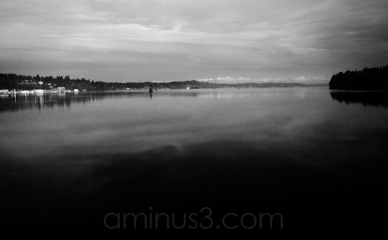Bay before Sunrise