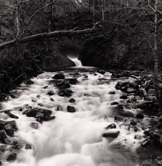 Stream by Bribal Veil Falls