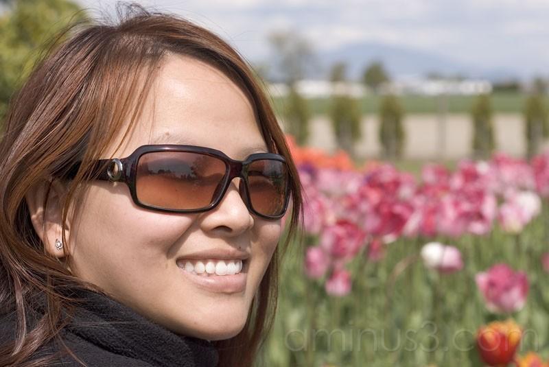 Skagit Valley Portrait