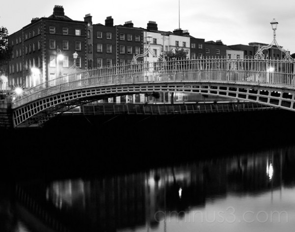 The Half Penny Bridge