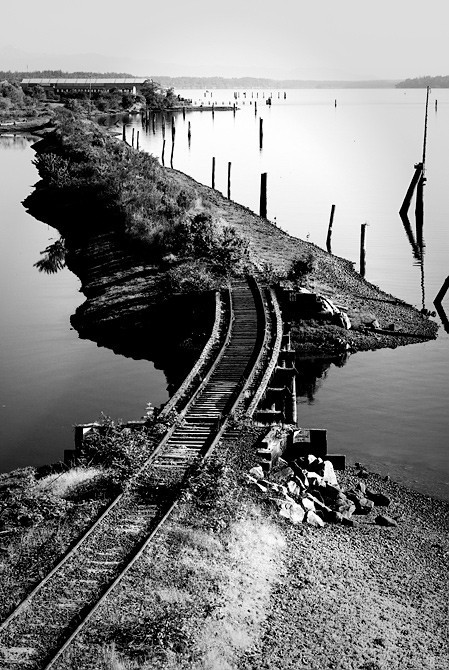 The Train to Nowhere
