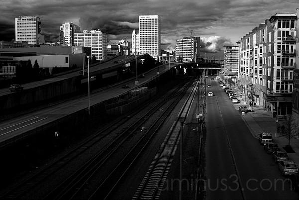 Tacoma Cityscape
