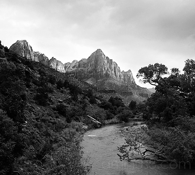 The Watchman, Zion NP
