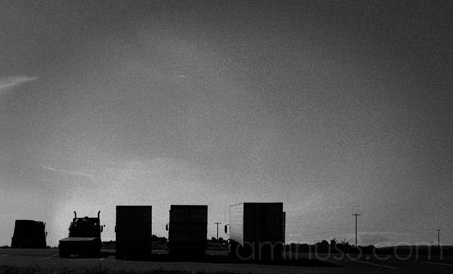 Truck Stop in AZ