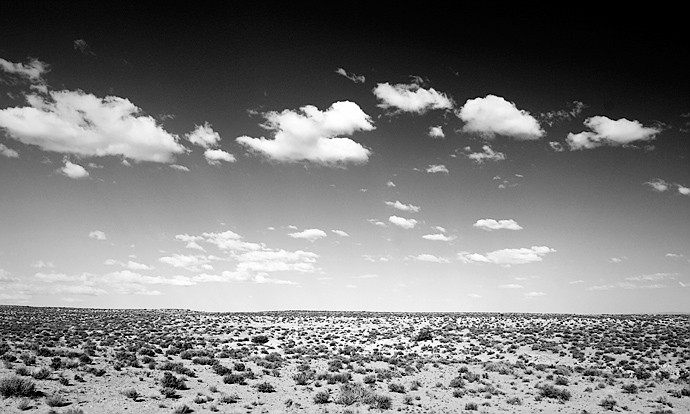 Wide Open Space
