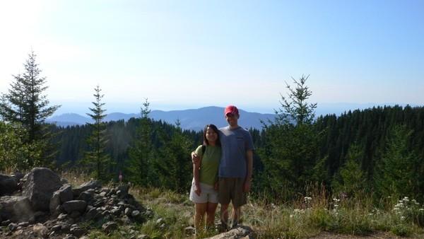Climbing Mt. Ellinor: Before the Climb