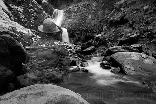 Falls Creek, Mt. Rainier NP