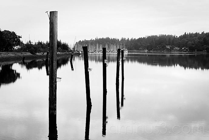 East Bay Pylons