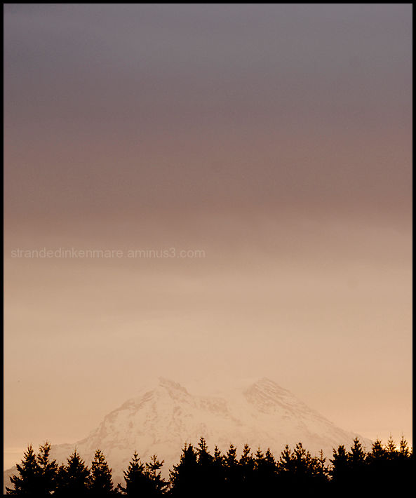 Impression of Rainier