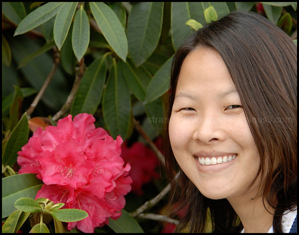 Nang Loves Pretty Flowers