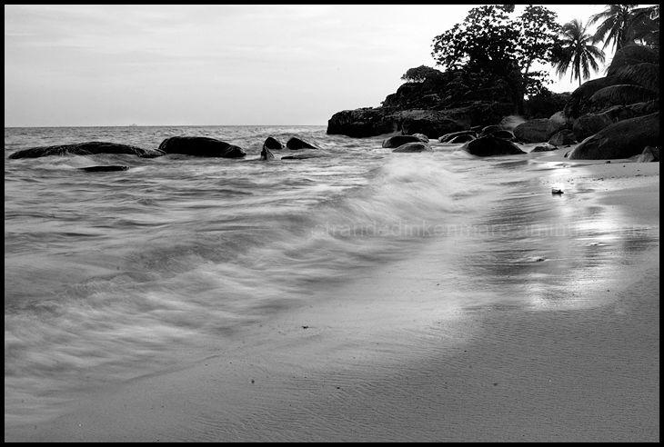 Beach, Tioman Island, Malaysia