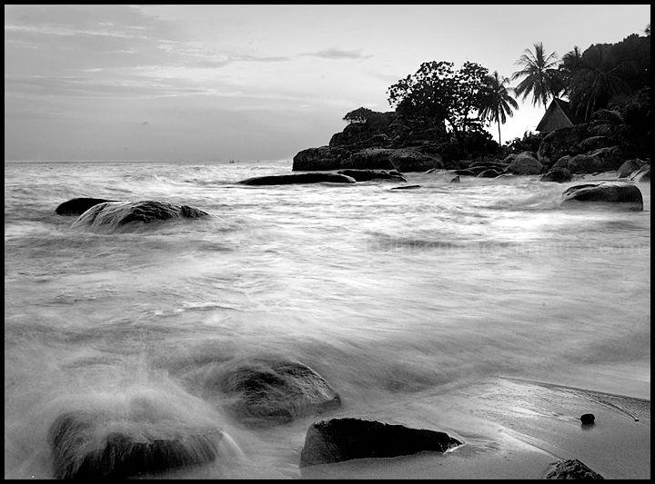 Beach Front Property, Tioman, Malaysia