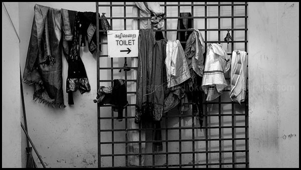 Toilet - Little India, Singapore