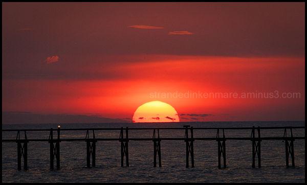Setting Sun - Tioman, Malaysia