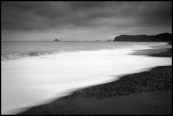 Rialto Beach -  Olympic NP