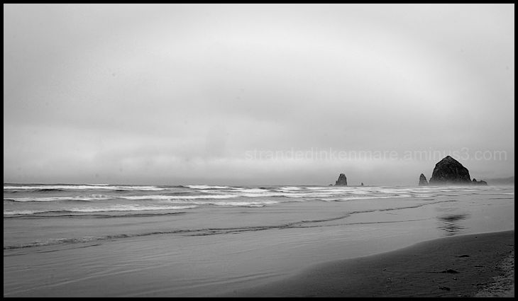 The Haystack - Canon Beach, Oregon