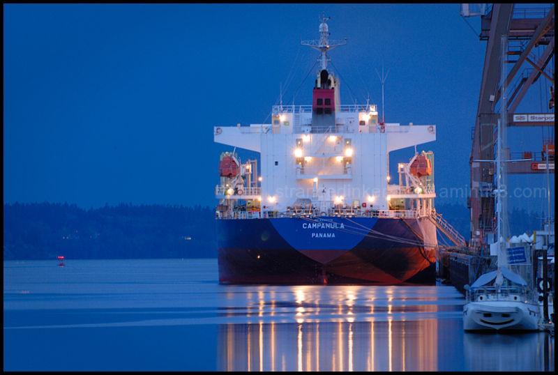 Boat @ Night