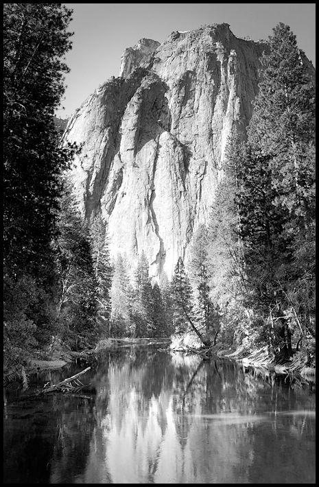 Merced River, Yosemite NP
