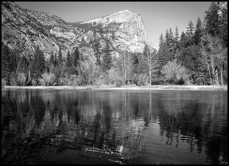 Mount Watkins, Yosemite N.P.