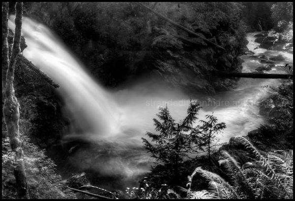 Mountain Loop Highway: Sauk Falls