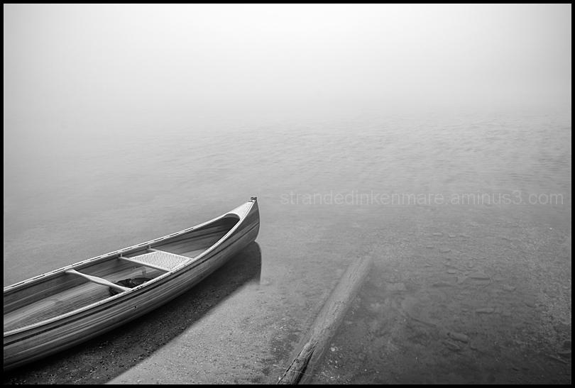 Canoe, Takhlakh Lake