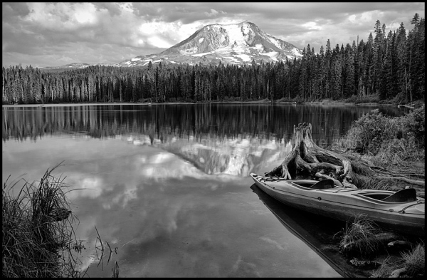Mount Adams, Takhlakh Lake