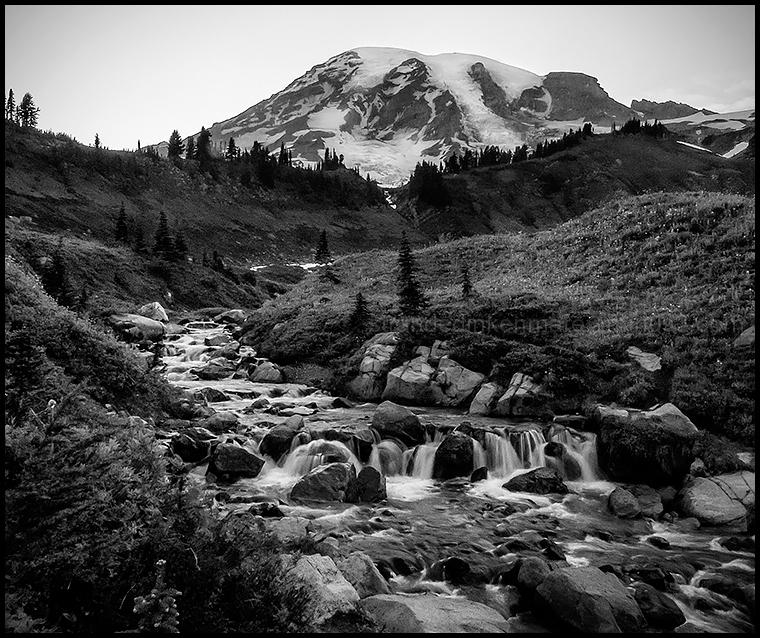 Edith Creek, Mount Rainier NP