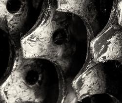 Week 15 -Artistic Metal AKA The Meat Grinder