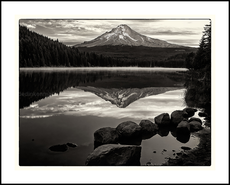 Mt. Hood, Sunrise