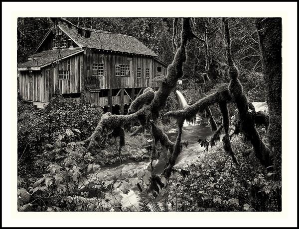 Week 45 Artistic- Nostalgic Cedar Creek  Grist Mil