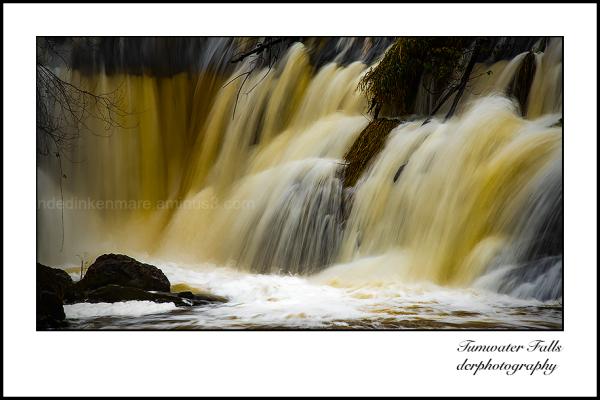 Tumwater Falls