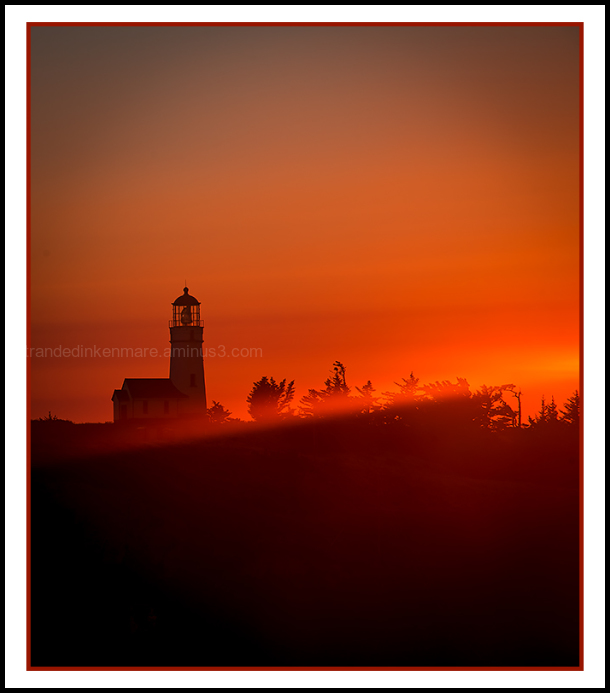 Last Light, Cape Blanco Lighthouse