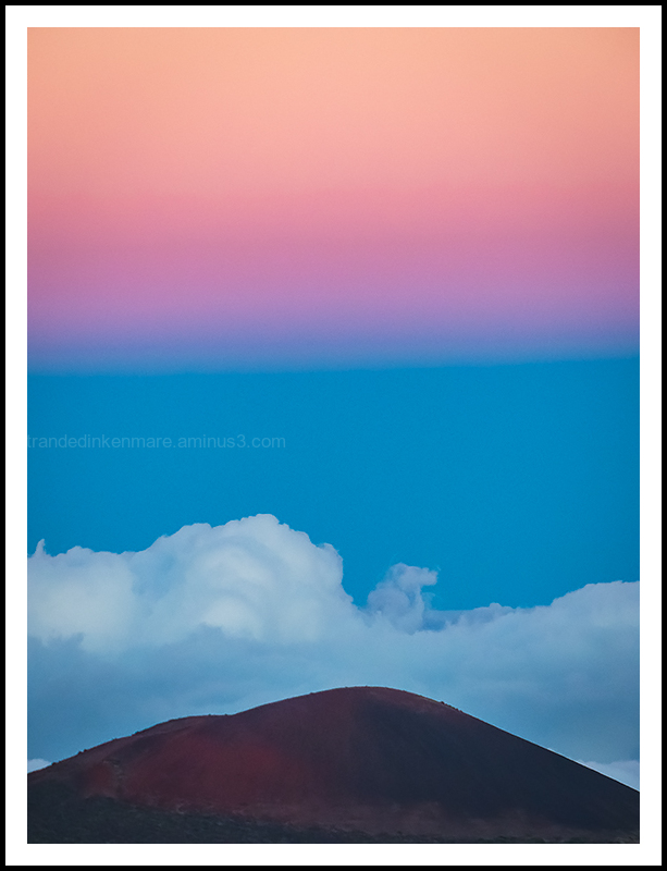 Big Island Adventure- Mauna Kea Sunset